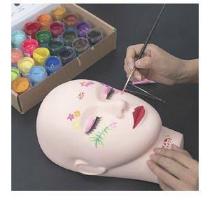Practice Training Head for Makeup. NWOT